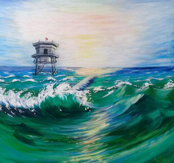 Biển Hát - Họa sĩ Hứa Dũng