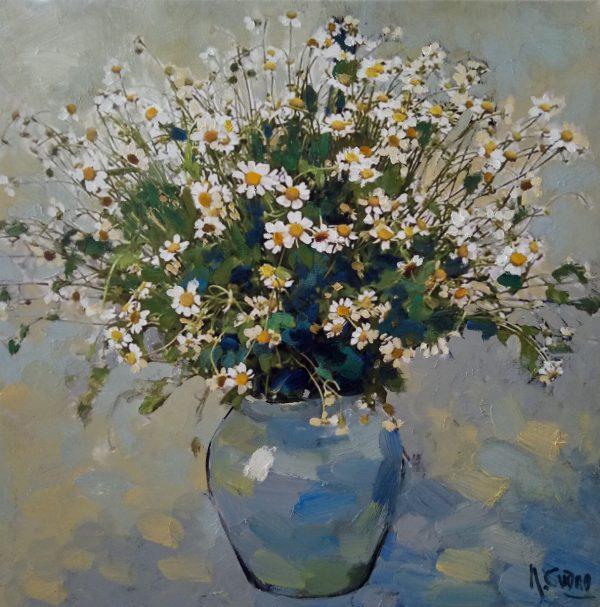Tranh Hoa Mùa Xuân