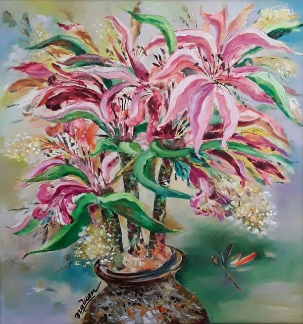 Tranh Hoa Láng