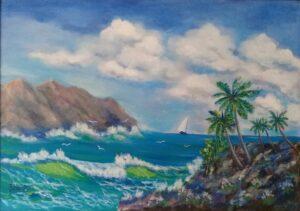 Tranh Đảo nhỏ