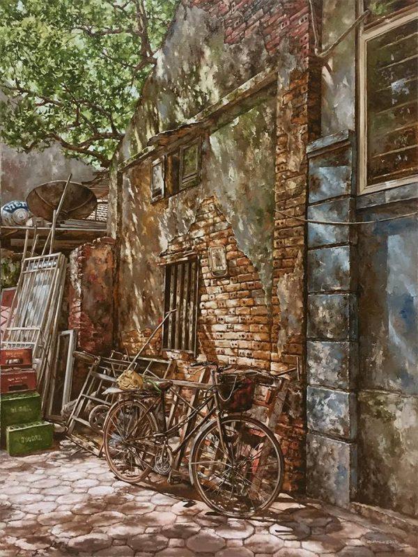 Góc phố - Nguyễn Duy Quang