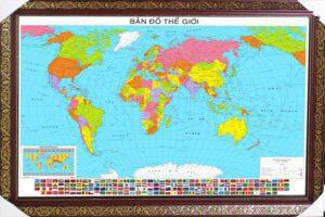 Khung bản đồ