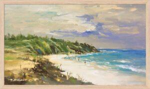 Tranh Nắng biển