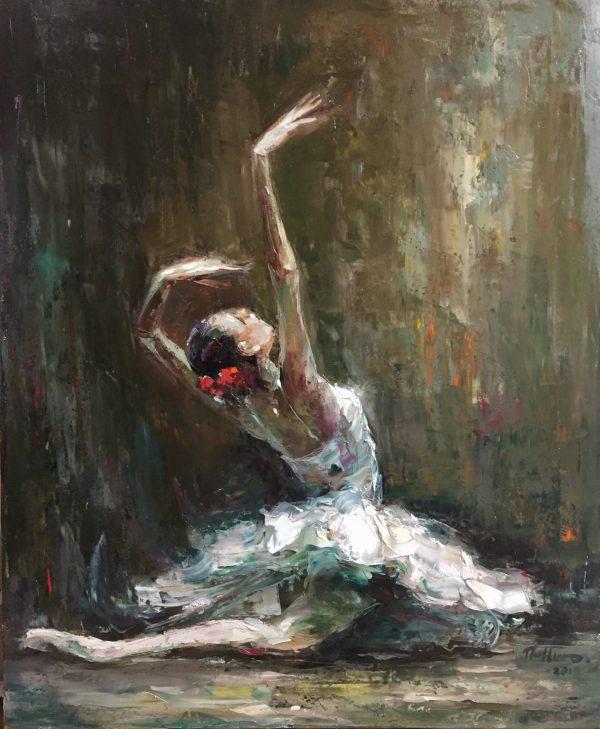Nốt Sol giáng ( Gb) ( serier ballet dancer)