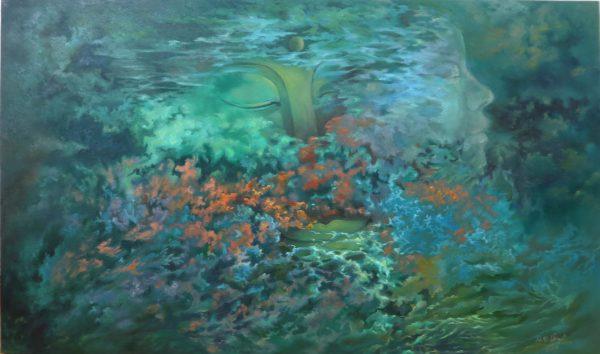 Tranh GIÁC NGỘ (No.9)