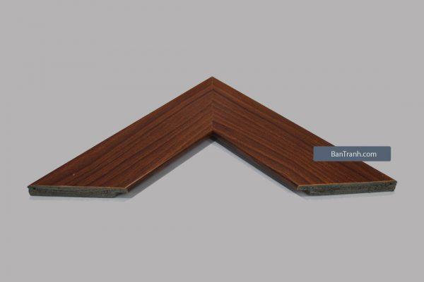 Khung tranh gỗ vân đẹp, giá rẻ và chất lượng cao