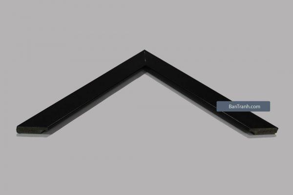 Khung tranh màu đen đơn giản, đẹp và giá rẻ