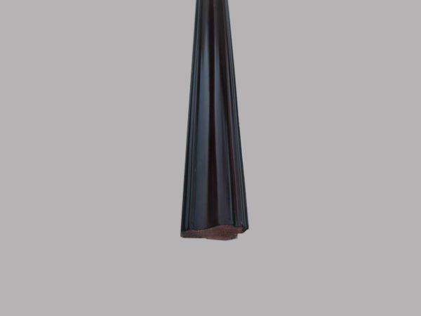 Khung tranh gỗ màu đen bóng đẹp hiện đại