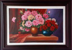Tranh Rose 01