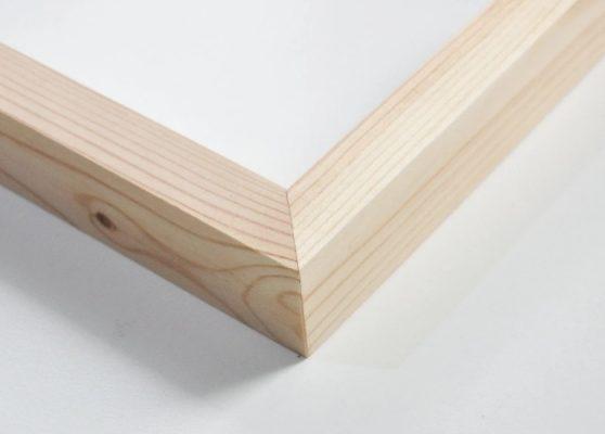 Ưu điểm của khung tranh gỗ thông