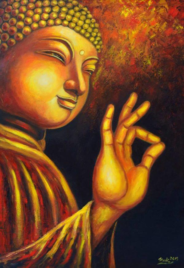 Tranh Phật