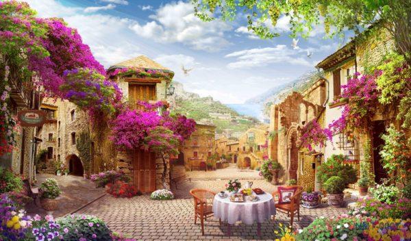 Tô điểm cho không gian của bạn thêm đẹp nhờ những bức tranh phong cảnh