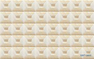 Tranh dán tường 3D Họa tiết của vải