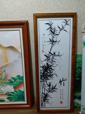 6 khung tranh gỗ gõ đỏ đẹp, chất lượng cao cho bức tranh của bạn