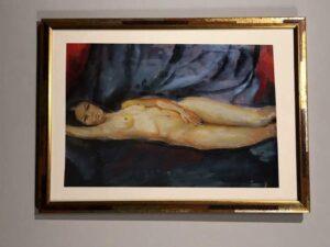 Tranh Nude #1