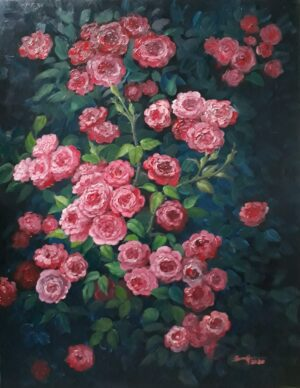 Tranh Rose