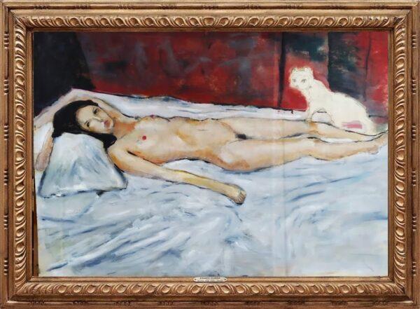 Tranh Nude #2