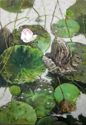 8 bức tranh sơn dầu đẹp được yêu thích