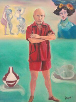 Tranh Danh hoạ Pablo Picasso