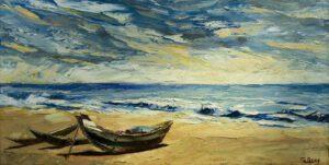 Biển vắng