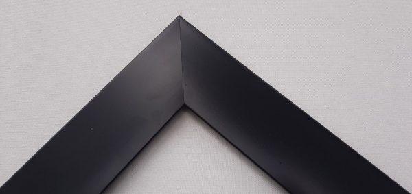 2 khung màu nâu và đen đơn giản nhưng đẹp và phù hợp cho mọi bức tranh