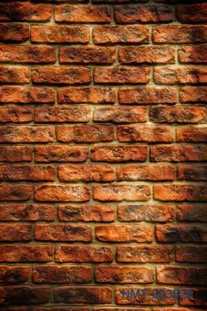 Tranh dán tường 3D tường gạch xây