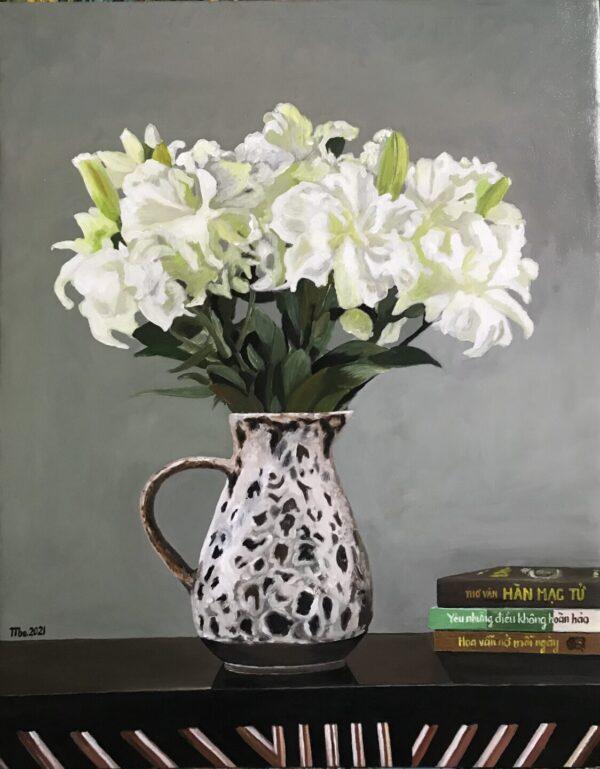 Hoa Ly kép