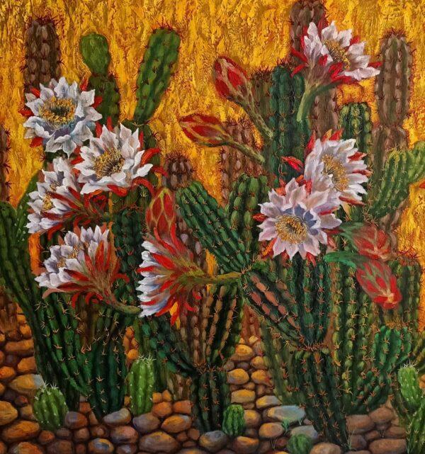 Xương rồng tháng năm (trích album hoa nở trên đất cằn khô)