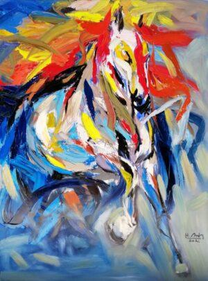 Vũ điệu của ngựa