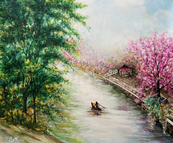 Dòng sông quê