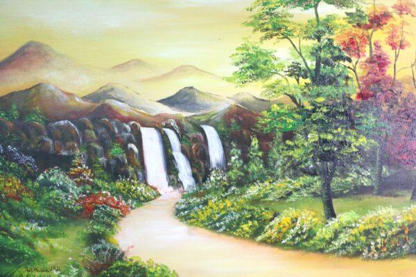 Phong cảnh Tây Nguyên