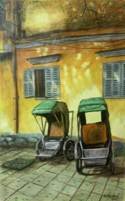 10 bức tranh sơn dầu độc bản đẹp và lôi cuốn