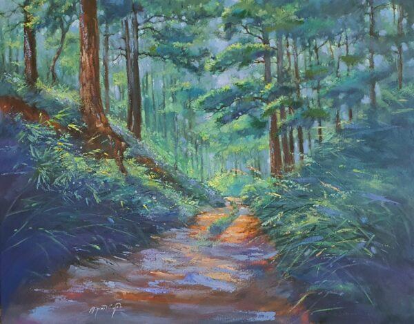 Lối nhỏ trong rừng