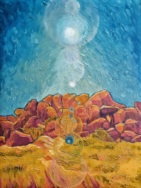 Bãi đá thảo nguyên cù lao xanh No.2