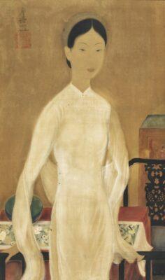 Gia tài hội họa triệu USD của danh họa Lê Phổ